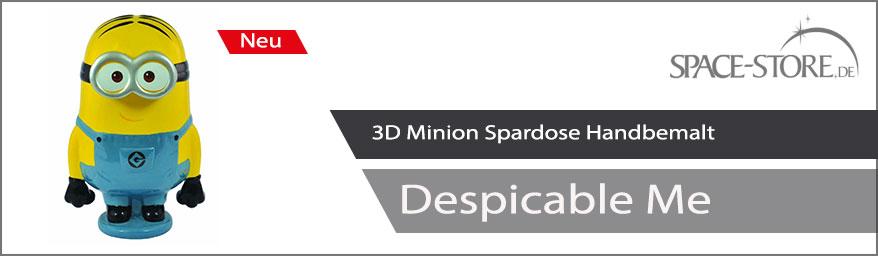 Minion Figur Spardose
