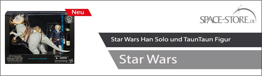 Han Solo Star Wars mit TaunTaun
