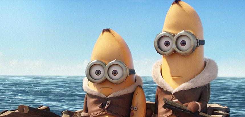 Banana? Minions