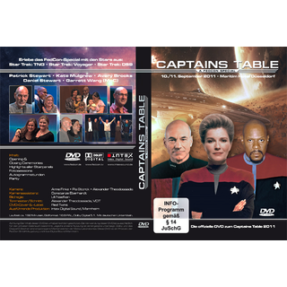 Captains Table DVD