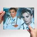 Teryl Rothery aus Stargate/The Guard  - Originalautogramm...