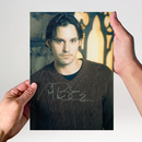 Nicolas Brandon 1 aus Buffy - Originalautogramm mit...