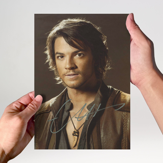 Craig Horner 3 aus Legend of the Seeker - Originalautogramm mit Echtheitszertifikat