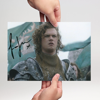 Finn Jones 1 Game of Thrones - Originalautogramm mit Echtheitszertifikat