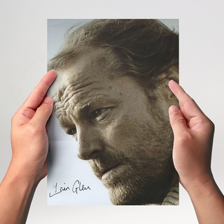 Iain Glen 3 aus Game of Thrones - Originalautogramm mit Echtheitszertifikat