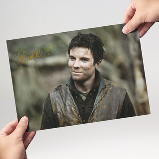 Joe Dempsie 1 Game of Thrones - Originalautogramm mit Echtheitszertifikat