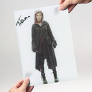Natalia Tena 4  Harry Potter Tonks - Originalautogramm...