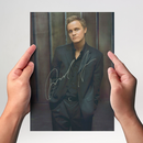 David Anders 6 - Vampire Diaries - Originalautogramm mit...