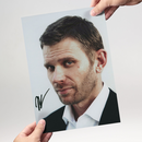 Mark Pellegrino 1 aus Super Natural - Originalautogramm...