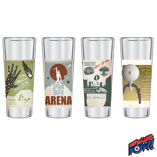 Star Trek Shot Glasses Set 5