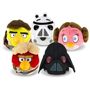Star Wars Angry Birds Set 5 Figuren