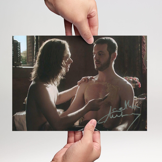 Gethin Anthony 1 aus Game of Thrones - Originalautogramm mit Echtheitszertifikat