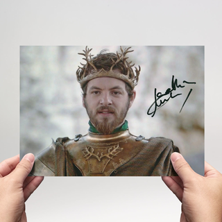 Gethin Anthony 2 aus Game of Thrones - Originalautogramm mit Echtheitszertifikat