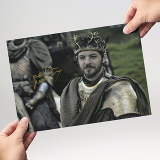 Gethin Anthony 4 aus Game of Thrones - Originalautogramm mit Echtheitszertifikat
