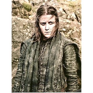 Gemma Whelan 2 aus Game of Thrones - Originalautogramm mit Echtheitszertifikat