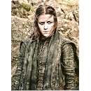 Gemma Whelan 2 aus Game of Thrones - Originalautogramm...