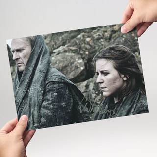 Gemma Whelan 3 aus Game of Thrones - Originalautogramm mit Echtheitszertifikat
