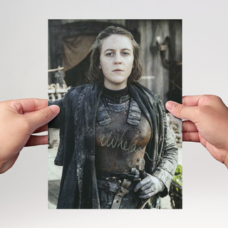 Gemma Whelan 4 aus Game of Thrones - Originalautogramm mit Echtheitszertifikat