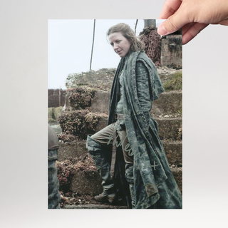 Gemma Whelan 8 aus Game of Thrones - Originalautogramm mit Echtheitszertifikat
