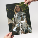 Finn Jones 5 Game of Thrones - Originalautogramm mit...
