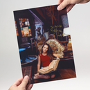 Holly Marie Combs 3 - Charmed - Originalautogramm mit...