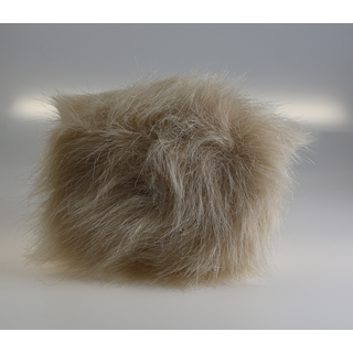 Star Trek Tribble klein in Beige