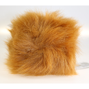 Star Trek Tribble klein in Fuchsbraun