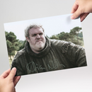Autogramm Kristian Nairn Motiv 2 Hodor aus Game of Thrones