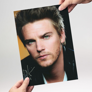 Riley Smith 2 - The Originals Keith - Originalautogramm mit Echtheitszertifikat