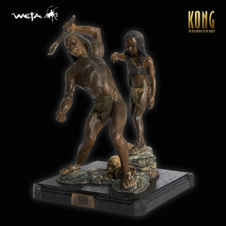 Weta King Kong Skull Island Natives