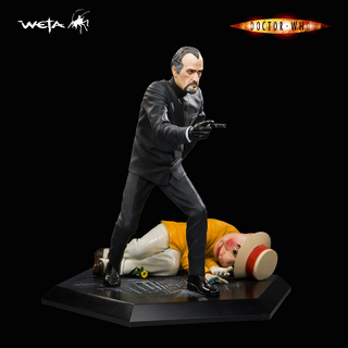Weta Doctor Who: Master and Auton
