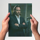 James Callis 1 - Battlestar Galactica - Originalautogramm...