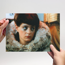 Sean Young 6 - Blade Runner - Originalautogramm mit...