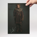 Adam Brown 1 - Hobbit Ori - Originalautogramm mit...