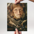 Adam Brown 2 - Hobbit Ori - Originalautogramm mit...