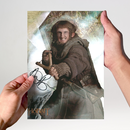 Adam Brown 3 - Hobbit Ori - Originalautogramm mit...