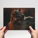 Jeffrey Thomas 3 - Hobbit Thror - Originalautogramm mit...