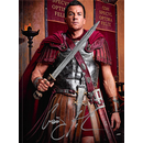 Craig Parker 8 Legends of the Seeker - Originalautogramm...
