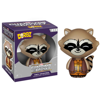 Funko Dorbz: Guardians of the Galaxy Rocket 015