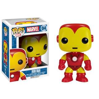 Funko Pop! Marvel Iron Man 04
