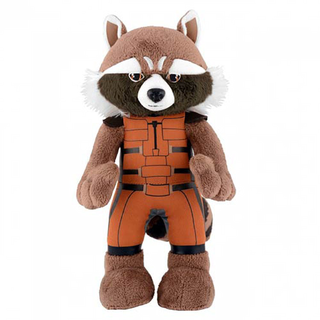 Guardians of the Galaxy Rocket Plüsch Figur
