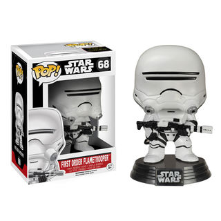 Funko Pop! Star Wars First Order Flametrooper 68