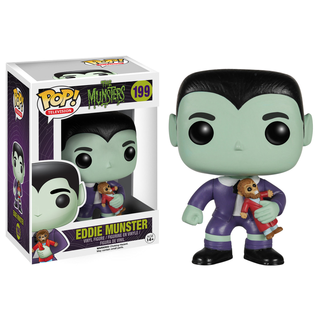 Funko Pop! The Munsters Eddie Munster 199