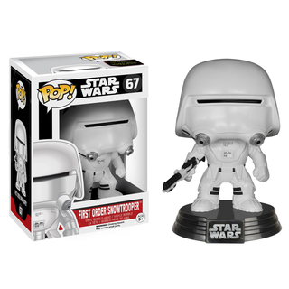 Funko Pop! Star Wars First Order Snowtrooper 67