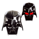 Star Wars Darth Vader Wanduhr mit Soundeffekten