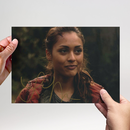 Lindsey Morgan 1 - The 100 - Originalautogramm mit...