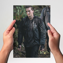 Richard Harmon 3 - The 100 - Originalautogramm mit...