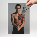 Mark Dacascos 4 - Crying Freeman - Originalautogramm mit...