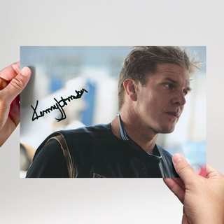 Kenny Johnson 2 - Sons of Anarchy - Originalautogramm mit Echtheitszertifikat