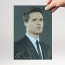 Brett Dalton 2 - Agents of SHIELD - Originalautogramm mit...